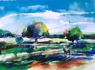 5 Lone Deer, Richmond Park-700x520