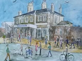 2 Teddington Railway Station-700x520
