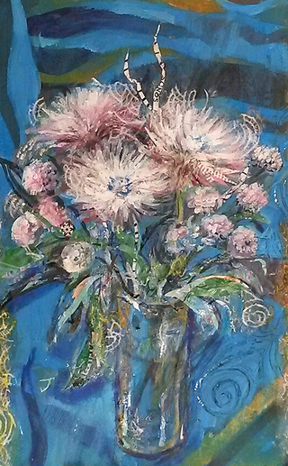 1 Collage-white flowers on blue-sold-caroline sayer-700x1130