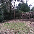 Garden in Ham, after clearing and replanting