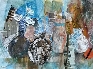 5 Collage-still life with bottles-caroline sayer-700x520