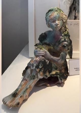 Sculpture Fairy